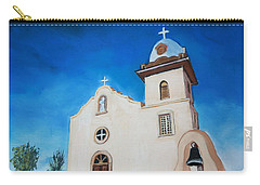 Ysleta Mission Carry-all Pouch