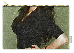 Celebrity Sofia Vergara  Carry-all Pouch by Best Actors