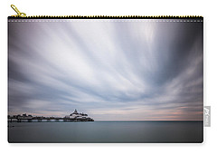 10 Minute Exposure Of Eastbourne Pier Carry-all Pouch