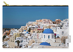 Oia, Santorini - Greece Carry-all Pouch