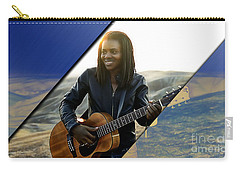 Tracy Chapman Collection Carry-all Pouch by Marvin Blaine