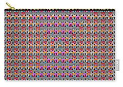 Buddha Pop Art - 2 Carry-all Pouch