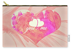 10183 You And Me Carry-all Pouch