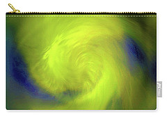 Carry-all Pouch featuring the digital art 1030-2017 by John Krakora