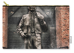 10726 Kinnick Statue Carry-all Pouch