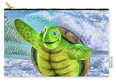 10731 Myrtle The Turtle Carry-all Pouch