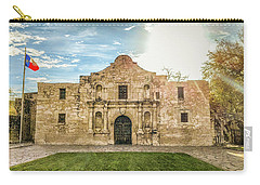 10862 The Alamo Carry-all Pouch by Pamela Williams