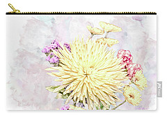 10865 Spring Bouquet Carry-all Pouch