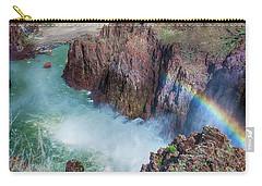 10883 Rainbow Over Owyhee Carry-all Pouch by Pamela Williams