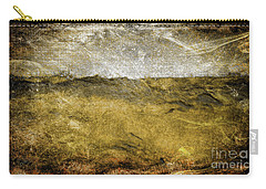 10b Abstract Expressionism Digital Painting Carry-all Pouch