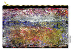 10c Abstract Expressionism Digital Painting Carry-all Pouch