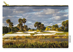 18th Hole Carry-all Pouch