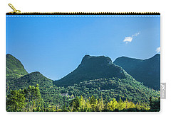 Countryside Scenery In Autumn Carry-all Pouch