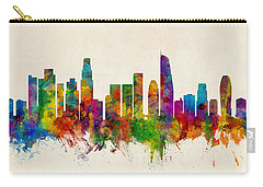 Los Angeles Skyline Carry-All Pouches