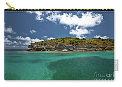 Sea And Clouds Carry-all Pouch