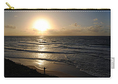 Sunset At Jaffa Beach 5 Carry-all Pouch
