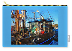 Carry-all Pouch featuring the photograph 1131965 by Thom Zehrfeld
