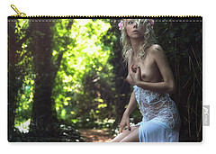 Apsarasa Carry-all Pouch by Traven Milovich