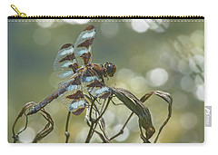12 Spotted Skimmer Carry-all Pouch