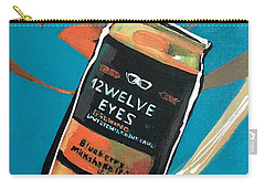 12welve Eyes Carry-all Pouch