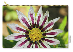 Nice Flower Carry-all Pouch by Elvira Ladocki