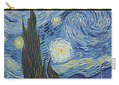 Impressionist Carry-all Pouches
