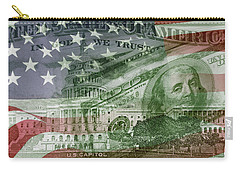 Usa Finance Carry-all Pouch