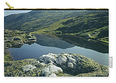 Carry-all Pouch featuring the photograph 135708 Lake Of The Clouds Nh by Ed Cooper Photography