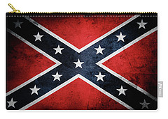 Confederate Flag 13 Carry-all Pouch