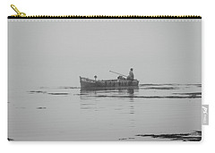Carry-all Pouch featuring the photograph Down East Maine  by Trace Kittrell