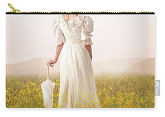 Edwardian Woman  Carry-all Pouch by Lee Avison