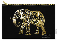 Elephant Collection Carry-all Pouch