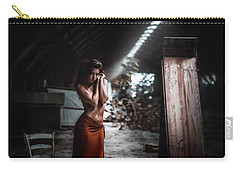 Carry-all Pouch featuring the photograph Giulia by Traven Milovich