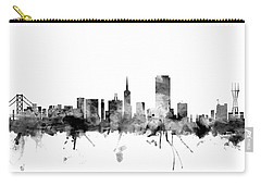 San Francisco City Skyline Carry-all Pouch
