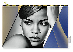 Rihanna Collection Carry-all Pouch by Marvin Blaine