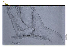 Nude Study Carry-all Pouch
