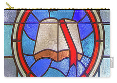 Saint Anne's Windows Carry-all Pouch