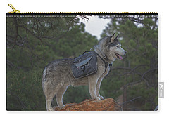 Timber Carry-all Pouch