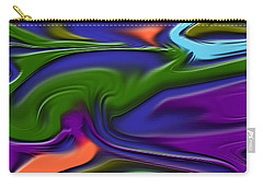 1691 Abstract Thought Carry-all Pouch