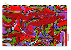 1695 Abstract Thought Carry-all Pouch