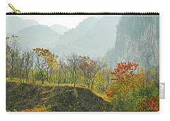 The Colorful Autumn Scenery Carry-all Pouch