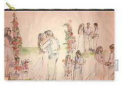 The Wedding Album  Carry-all Pouch