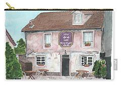 1775 Cafe De La Place Carry-all Pouch
