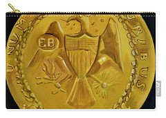 1787 Brasher Doubloon Carry-all Pouch by Manuel Sanchez