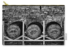 1787 Whiskey Barrels Carry-all Pouch
