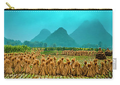 Beautiful Countryside Scenery In Autumn Carry-all Pouch
