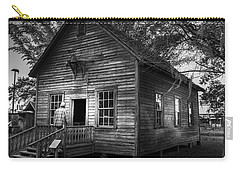 1800's Florida Church Carry-all Pouch by Marvin Spates