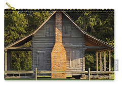 1844 Log Cabin Carry-all Pouch