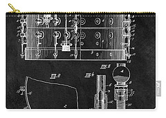 1900 Orchestra Drum Patent Carry-all Pouch by Dan Sproul