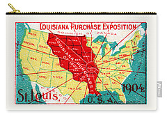1904 Louisiana Purchase Exposition Carry-all Pouch